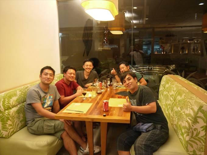 ドゥマゲッティーのお勧めレストラン第9弾 少し高級フィリピン料理 カフェラグーナ