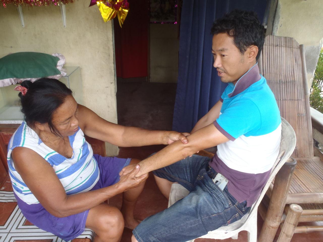 フィリピンの伝統医療ヒロットの本場ドゥマゲッティー
