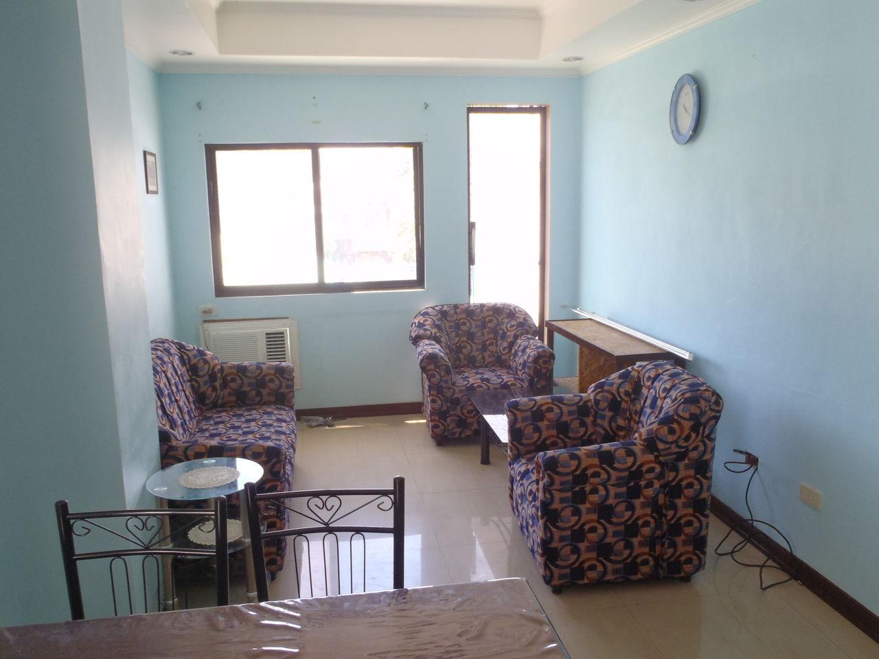 ドゥマゲッティーの好立地、家具付き賃貸アパート