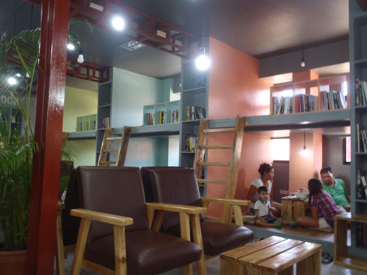 静かなカフェで何者でもない自分でいられる幸せ ドゥマゲッティーオパカフェ