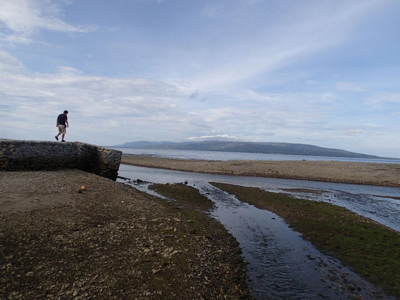 ドゥマゲテ新規ビーチ付売地情報 スミロン島、セブ島目の前のビーチ付不動産