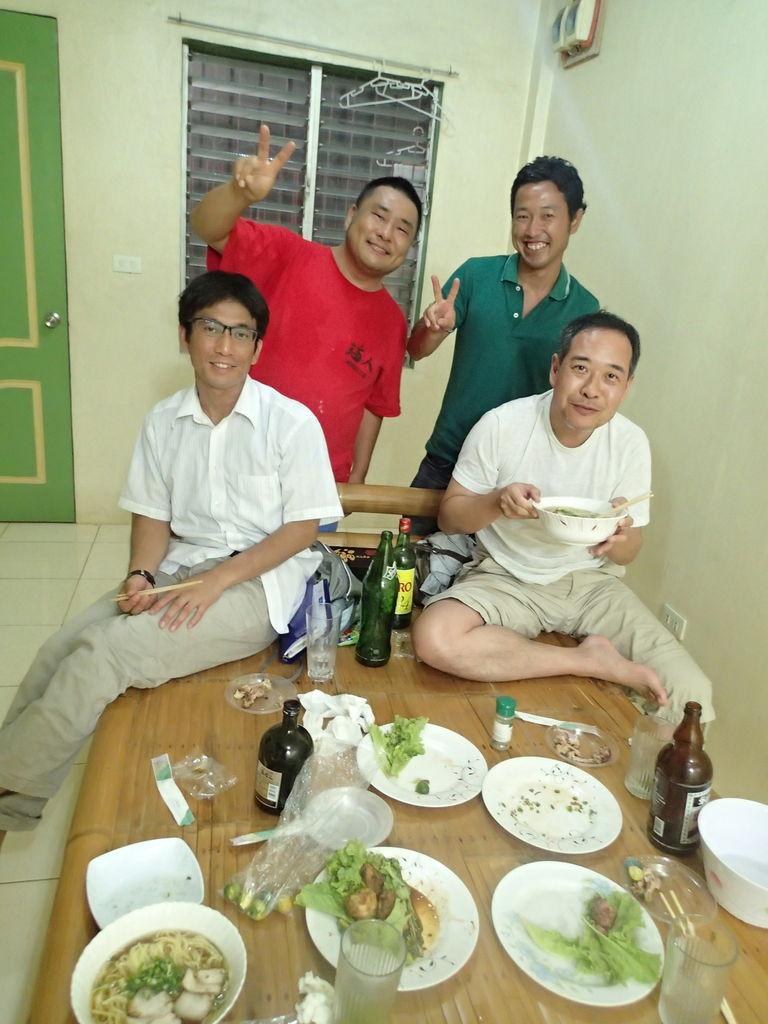 アフターダイブで日本のラーメンが食べられるお店、ジャーニー