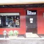 ドゥマゲテのマフィアの巣窟 マフィオソカフェ