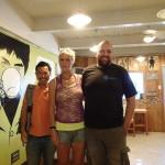 ドゥマゲッティの海洋保護団体と日本の高校生との共同プロジェクト