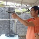 ドゥマゲッティで観光客でも射撃ができる場所