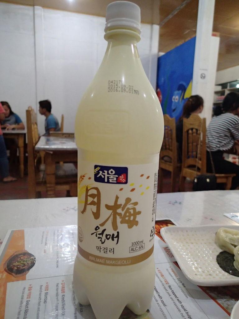 ドゥマゲティで最近お勧めの格安韓国食堂