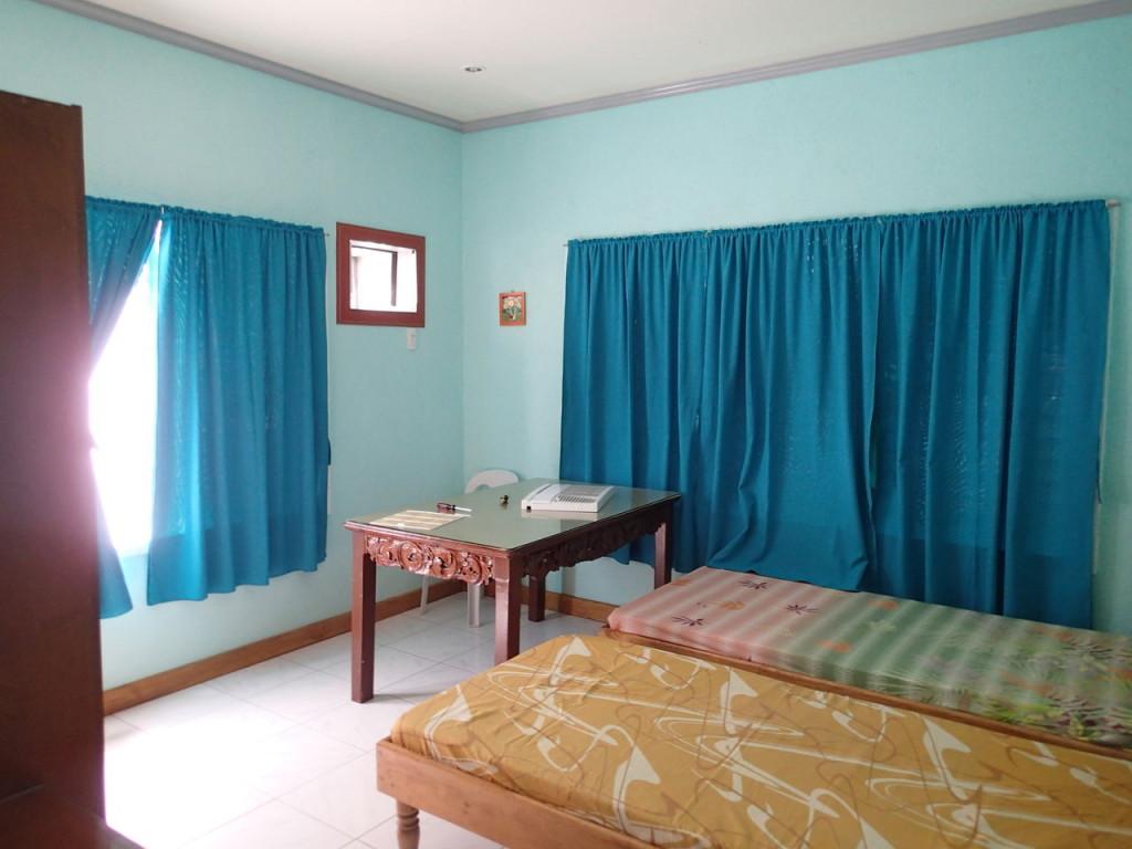 ダロアパートベッドルーム2