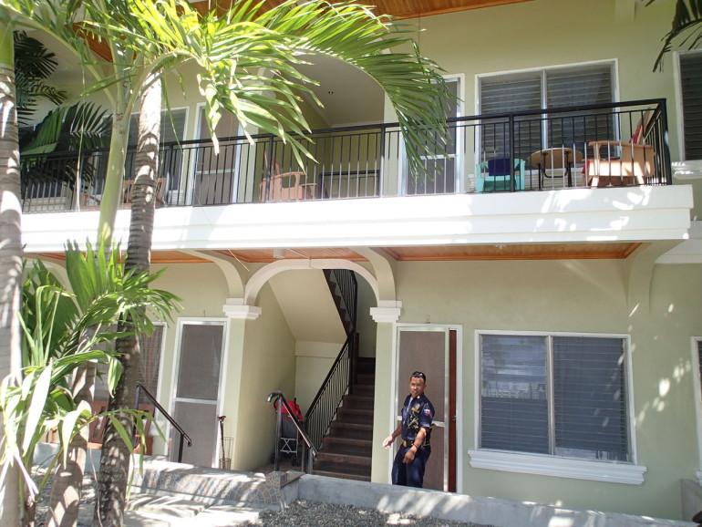 ドゥマゲッティ新築賃貸物件 ダロの2LDK家具付き小規模アパート