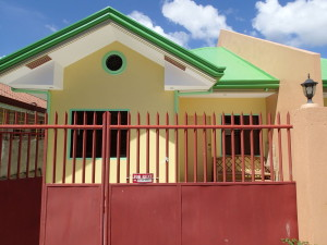 ダロ新築の貸家