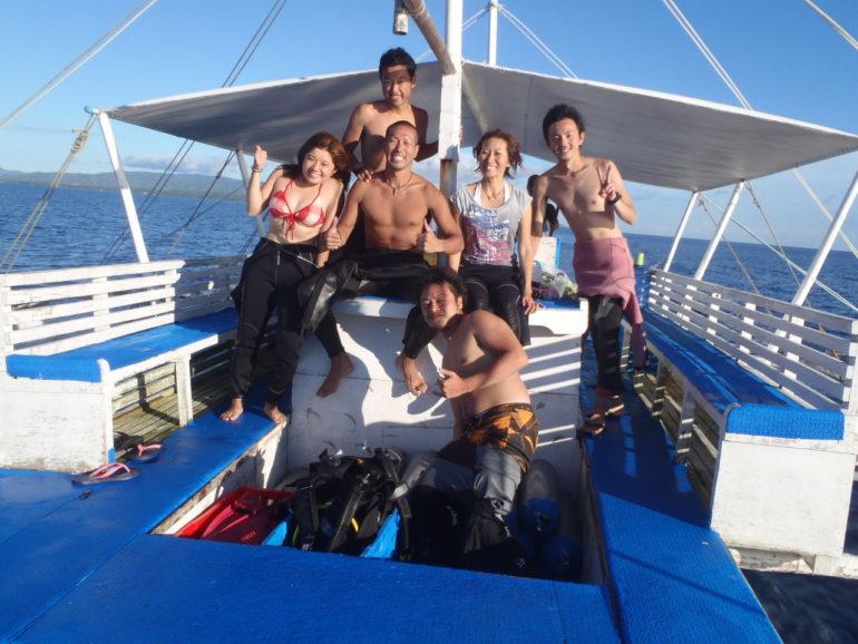 ドゥマゲッティの海の魅力、ダイビングの魅力(インタビュー編)