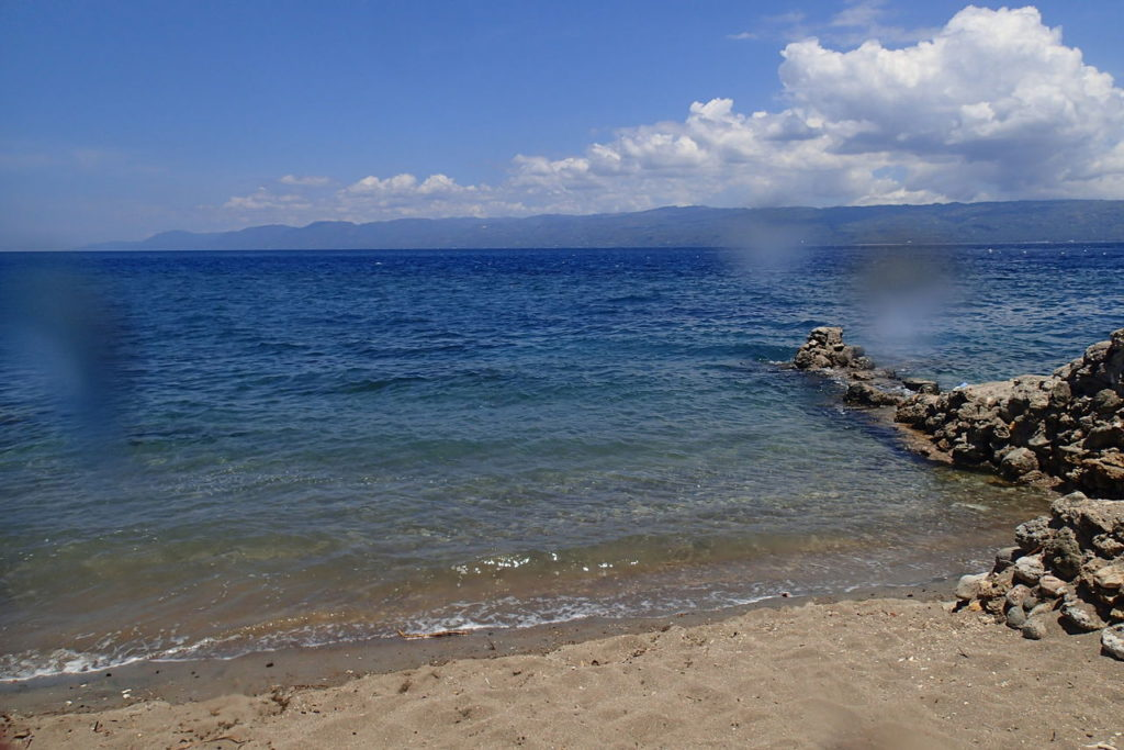 アムランタンダヤグの海洋保護地区