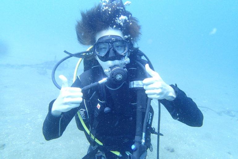 ドゥマゲッティでダイビングライセンス取得割引キャンペーン