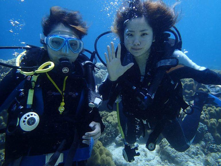 ダイビングと英語留学を存分に楽しむ方法
